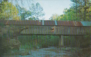Georgia Marietta Ruffs Mills Coverede Bridge