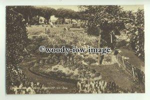 tp9458 - Essex - The New Rock Gardens in Bloom, Westcliff-on-Sea - Postcard