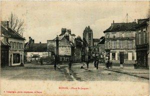 CPA NOYON Place St-Jacques (864990)