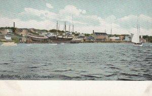 BELFAST, Maine , 1900-10s ; Waterfront