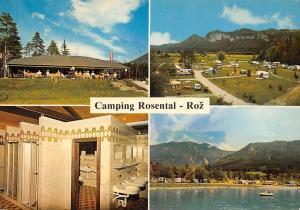 Gotschuchen Camping Rosental Roz Franz Wernig Bathroom Lake