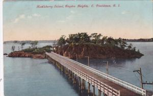 Rhode Island East Providence Huckleberry Island Boyden Heights