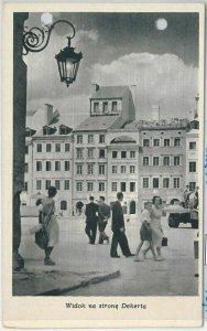 66283  - Polen POLAND - Ansichtskarten  VINTAGE POSTCARD  from BOOKLET : WARSAW