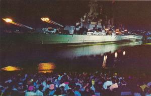 U S S Noth Carolina Battleship Memorial Iwo Jima Bombardment Wilmington North...