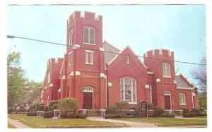 St.Paul's Methodist Church, St. Matthews, South Carolina, 40-60s