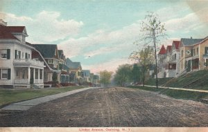 OSSINING, New York, 1900-10s; Linden Avenue