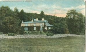 United Kingdom, Brantwood, Ruskin's House, early 1900s un...