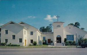 Dunedin Methodist Church, DUNEDIN, Florida, 40-60's