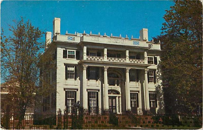Linden Place Bristol RI Rhode Island Chrome