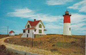 Massachusetts Eastham Cape Cod Nauset Lighthouse