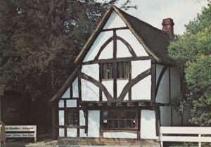 Old Cottage Cheam Sutton Postcard