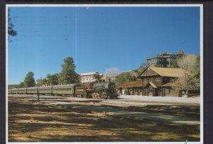 Train Station,Grand Canyon National Park,AZ BIN