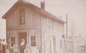 Stymus's Stymus Ice Cream Factory Norstar Bank Long Island American 80s Postcard