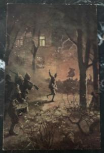 Mint Germany Picture Postcard PPC WW1 Attack Troops