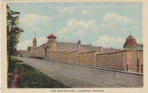 Canada Ontario Kingston The Penitentiary sk4392