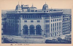 La Poste, Alger, Algeria, Africa, 1910-1920s