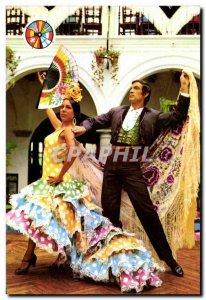 Postcard Modern Dance Folklore Spain El Relicario