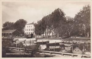 RP, Boats, Inre Hamnen, Kristinehamn, Sweden, 1920-1940s