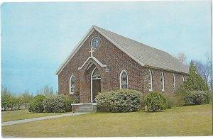 The Lutheran Church of the Epiphany St. Matthews South Carolina
