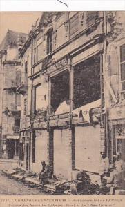 France La Grande Guerre 1914-18 Bombardement de Verdun