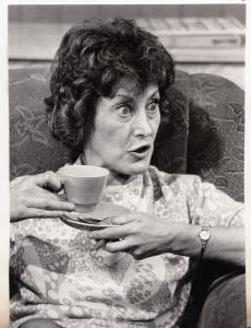 Stella Tanner as Mrs Fletcher in Budgie LWT TV Show 1972 Television Press Photo