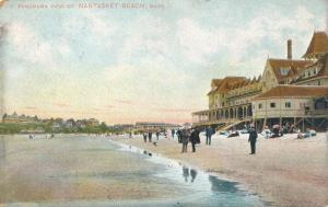 Panorama View Nantasket Beach Resort MA, Massachusetts - DPO Surfside 1910 - DB