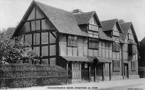 Stratford on Avon Shakespeare's House