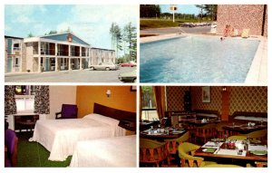 Canada Kentville N.S. Wandlyn Motor Inn