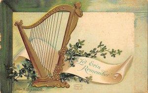Artist Ellen Clapsaddle Saint Patrick's Day Unused
