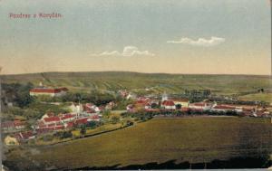 Czech Republic Pozdrav z Korycan 02.46