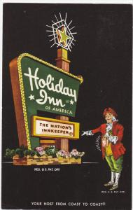 Holiday Inn, Rond Point, Quebec, Canada, PU-1970