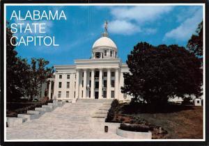 Alabama State Capitol - Montgomery, Alabama