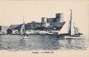 France Marseilles Le Chateau d'lf