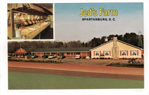 SPARTANBURG, South Carolina, 1940-1960's; Jed's Farm