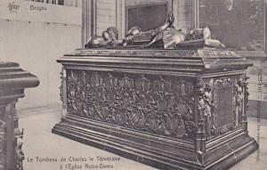 Belgium Bruges Tombeau de Charles le Temeraire