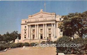 Newark, NJ, USA Essex County Courthouse