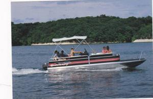 Boat ad, Maxum boat company, Washington, USA, 50-70s ; Model Spectrum 2407