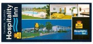 Hospitality Inn , TAVARES , Florida , 40-60s : OVERSIZE
