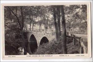Stone Bridge, Ashuelot, Keene NH