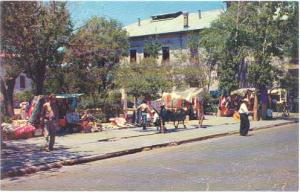 Market Place in Chihuahua, Chih, Mexico, Chrome