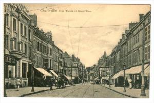Charleville-Mézières , France , 00-10s ; Rue Thiers et Grand'Rue