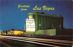 Aladdin Hotel - Las Vegas, Nevada, USA