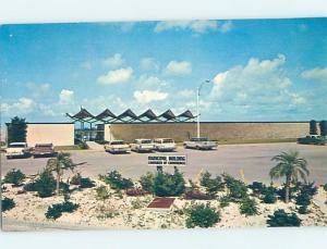 Unused Pre-1980 BUILDING SCENE St. Petersburg Beach Florida FL H4798