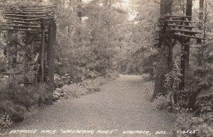 RP: WAUPACA , Wisconsin , 1930-40s ; Whispering Pines