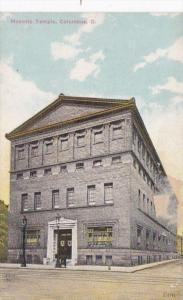 Ohio Columbus Masonic Temple 1910