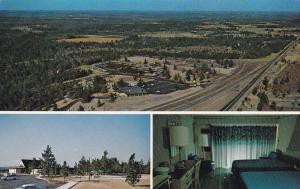 Whispering Pines Quality Court Motel, Whispering Pines, North Carolina, 40-60s