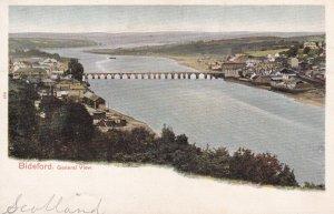 BIDEFORD, Devon, England, 1900-1910's; General View