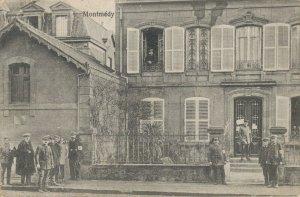 France Montmédy Feldpost 03.39