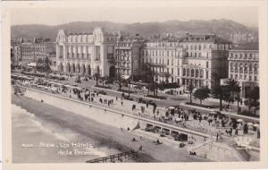 France Nice Les Hotels de la Promenade Photo
