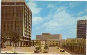 No 1 Plaza & Safety Building at Civic Center Norfolk VA